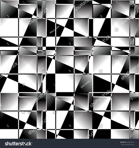 design application broken lines abstract background light white geometric angled line