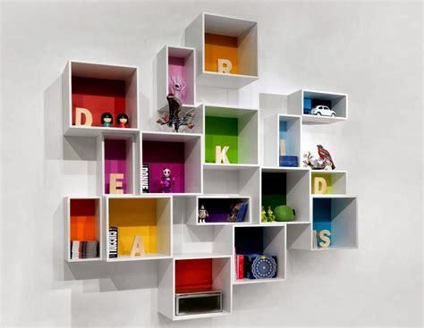 Rak Buku Tembok 50 desain rak dinding minimalis termasuk rak buku