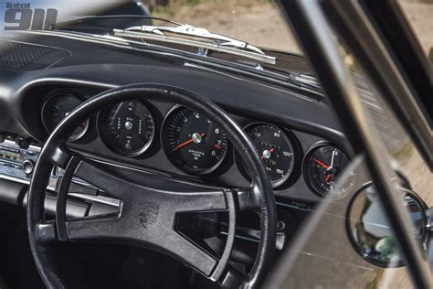 Five Dial Dashboard A Porsche 911 History Total 911