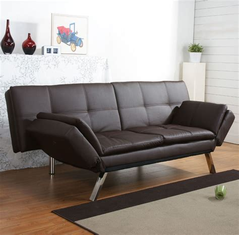 cheap futon sofa bed sofa modern look with a low profile style with walmart