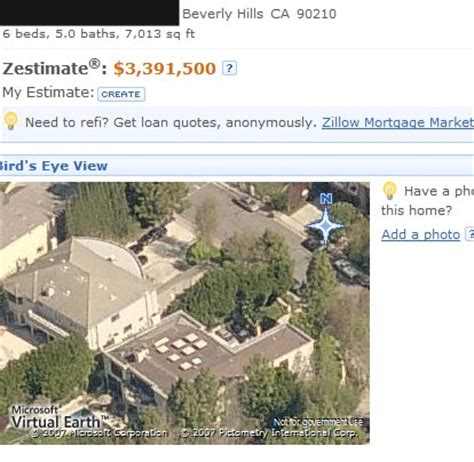 how to update home on zillow search results new