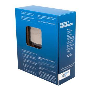 i7 7700k cpu fan intel core i7 7700k unlocked kaby lake desktop processor