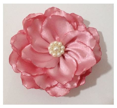 tutorial flores de organza 4106 best flores images on pinterest satin ribbons