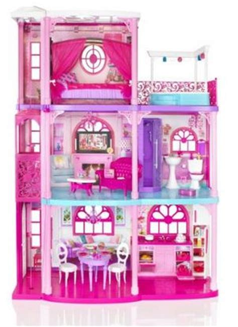 barbie doll houses on sale barbie doll houses on sale ღ ღ christmas gift for girls us55