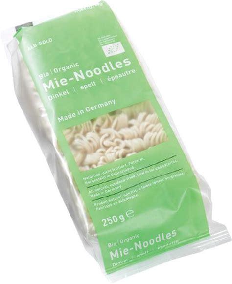 Mie Babi Organic mie noodles spelt alb natur ekoplaza de grootste