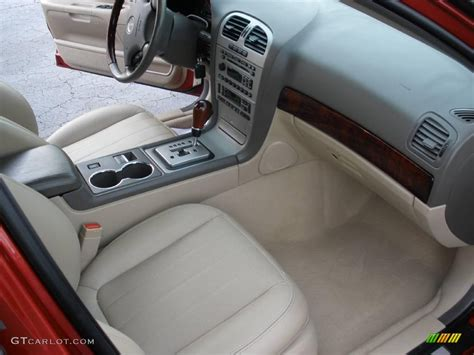 2006 lincoln ls v8 interior photo 17870855 gtcarlot