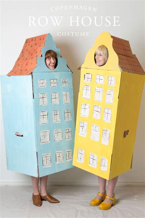 the costume house copenhagen row house costume the house that lars built
