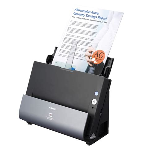 canon dr c225 dr c225w scanners