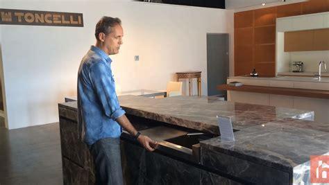 Toncelli Essential Kitchen Sliding Countertop   Home