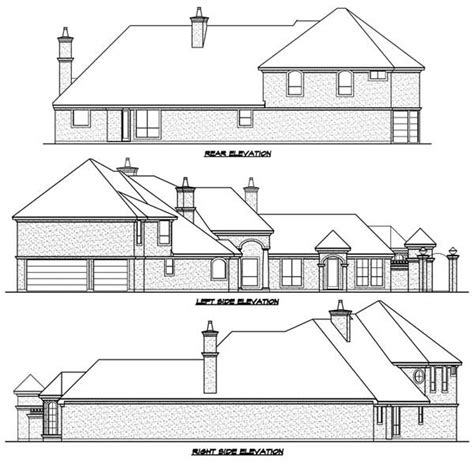 v shaped house plans v shaped luxury home plan 36235tx 1st floor master