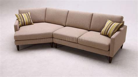 Deco Sectional Sofa by Deco Sectional Sofa By Beverly Furniture In Woven Fabric