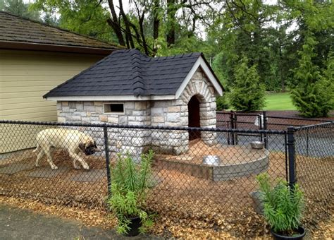 dog house seattle estate dog house traditional exterior seattle by visionarch llc