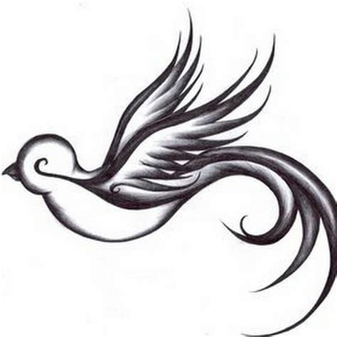 tribal sparrow tattoo sparrow images designs