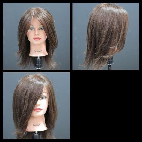 shpulfer length haircuts with directions long layers haircut haircut tutorial thesalonguy