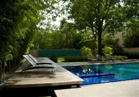 Garden Pool Designs Ideas Nature Modern Wooden House Garden And Swimming Pool At Dallas By Cunningham For Design