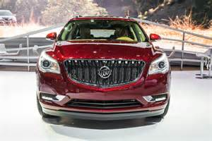 Cars Like Buick Enclave Buick Enclave 2017 Changes And Engine Review Theautoweek