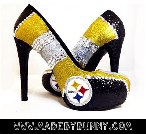steelers high heels 24 best images about steeler attire on