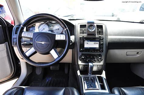 Chrysler 300 Interior Accessories by 2006 Chrysler 300 Srt8 Review Rnr Automotive