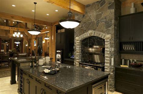 stone kitchens design 40 uber luxurious custom contemporary kitchen designs