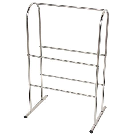 free standing towel holders for bathrooms towel holder free standing chrome bathroom rack floor rail