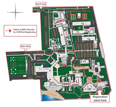 kingsborough community college map kingsborough community college enrollment