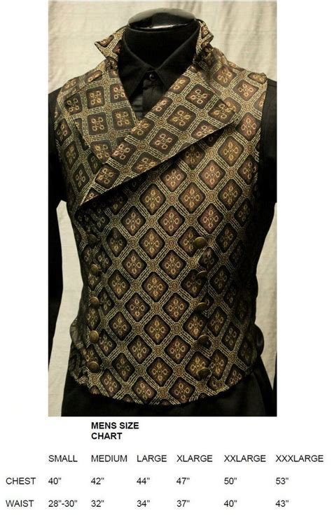 gold pattern waistcoat 17 best images about sewing details for costumes on
