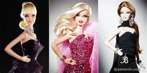 inilah 7 boneka mirip selebriti paling ciamik di dunia merdeka inilah 7 boneka barbie cantik termahal didunia wartainfo com
