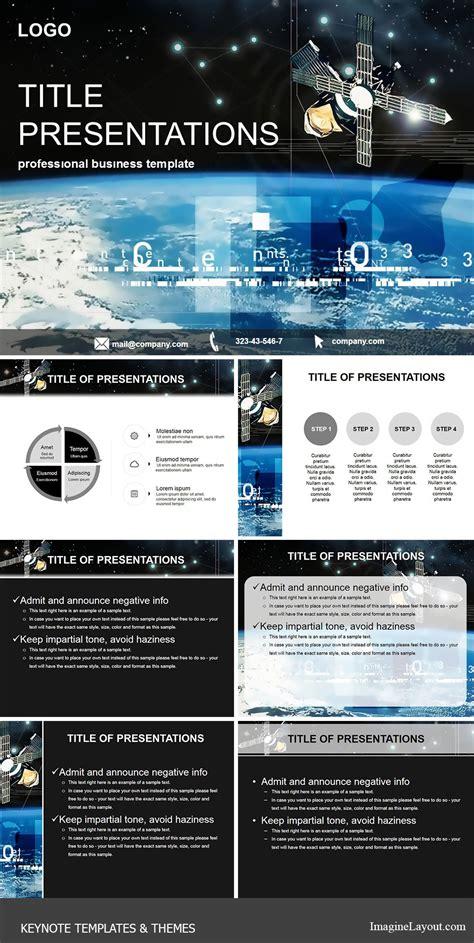 keynote theme space space and satellite keynote templates imaginelayout com