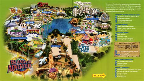 map of universal studios orlando florida area maps
