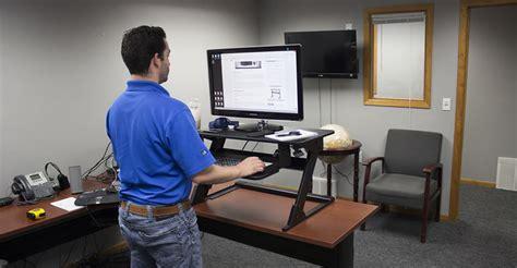 standing desk converter reviews the vertdesk standing desk converter review pricing