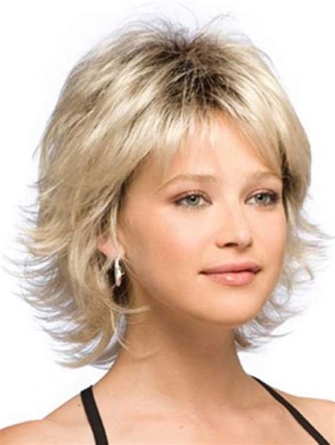 short and medium hair styles pictures simple short length layered hairstyles 56 for your ideas