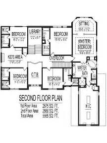2 story 5 bedroom house plans 5 bedroom 2 story house plans 5100 sq ft atlanta augusta