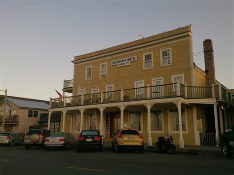 The Mendocino Hotel And Garden Suites by The Era Mendocino Hotel And Buildings Picture