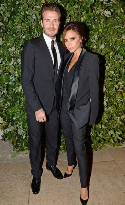 Shefinds News Posh Goes Global With Fashion by Beckhams Donate Clothes To Typhoon Haiyan Appeal Telegraph