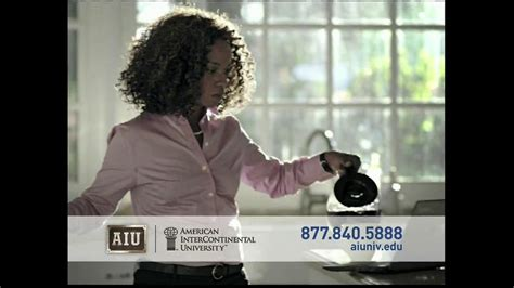 ctu commercial actress american intercontinental university tv spot finding