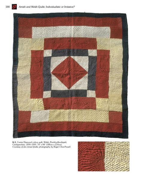 Amish Quilts History by Amish Quilts And The Connection 34 99 Schiffer