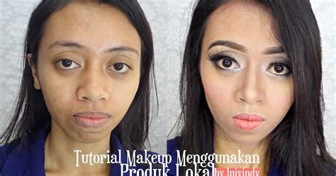 Eyeshadow Implora ini vindy yang ajaib tutorial makeup untuk mata belok