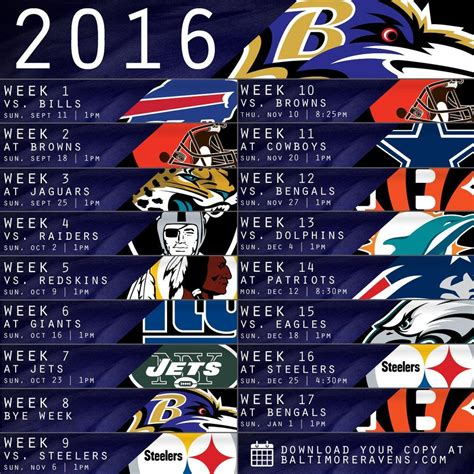 printable ravens schedule pitta restructure makes sense for ravens russell street