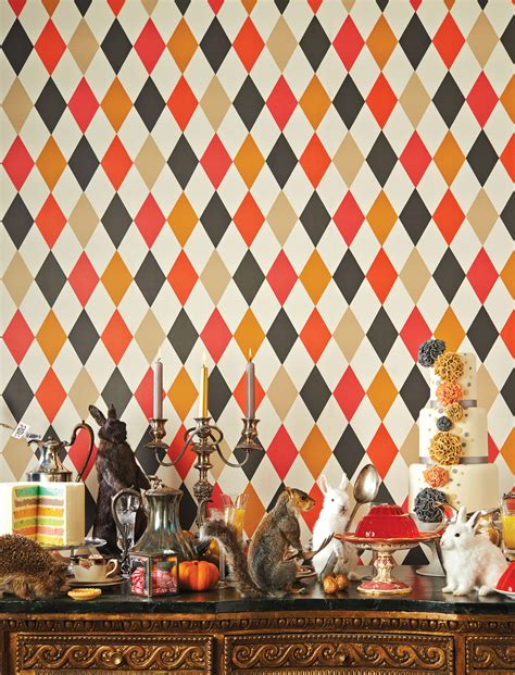 Wallpaper Murals For Walls punchinello 103 2006 whimsical cole amp son
