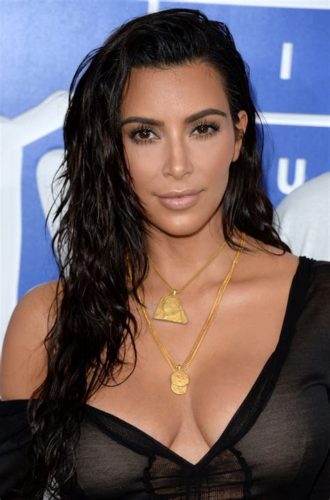 mtv vmas 2016 kim kardashian s hairstylist on her wet