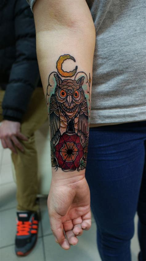 fat katz tattoo 17 best images about owls on