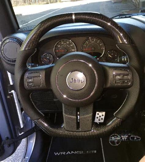 custom jeep steering wheel corvette carbon fiber steering wheels parts