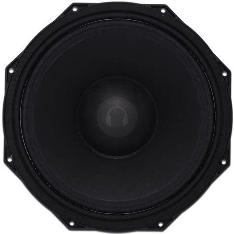 12 inch bass speaker cabinet citronic 12 quot inch bass bin subwoofer replacement driver