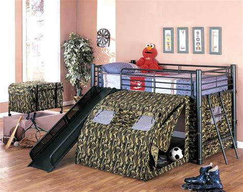 boy loft bed boys bedroom decorating ideas with bunk beds room
