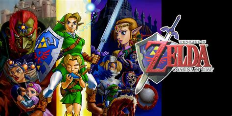Legend Of Nintendo the legend of ocarina of time nintendo 64