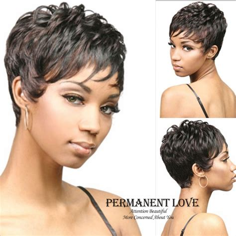 shortcut wigs for black women short hairstyle 2013 pixie wigs for black women short hairstyle 2013