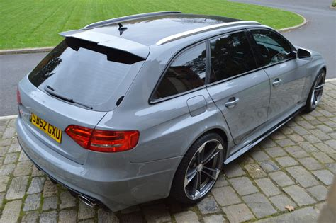 Audi A4 Rs4 by Audi A4 B8 Avant To Rs4 Kit Xclusive Customz