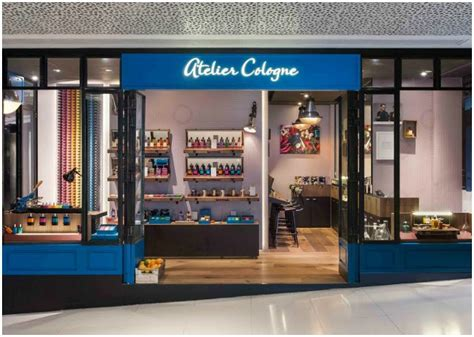 Parfum Shop For atelier cologne opens store in hong kong at ifc butterboom