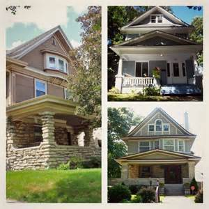 Small Home Builders Kansas City What Is A Kansas City Shirtwaist House At Home In