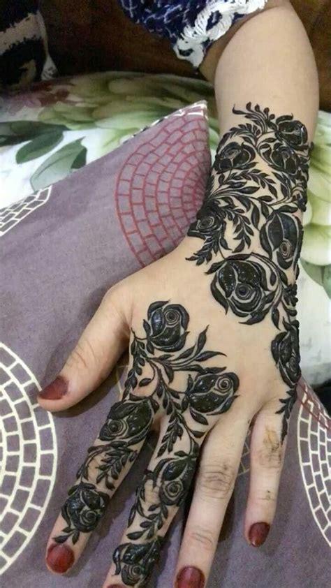 henna tattoo hand anleitung best 25 black henna ideas on henna